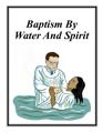 Baptism By Water and Spirit cover