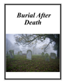 Burial After Death cover
