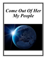 Come Out of Her My People cover