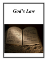 God's Law cover
