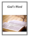 God's Word cover