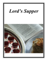 Lords Supper cover