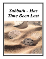 Sabbath Has Time Been Lost cover
